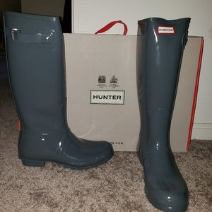 Brand new tall Hunter boots